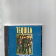 CDs de Música: CD - TEQUILA - GRANDES EXITOS - CON LIBRITO - MBE - ENVIO GRATIS A PARTIR DE 40 EUROS. Lote 207409711