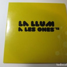 CDs de Música: CD LA LLUM A LES ONES 12. Lote 207429506
