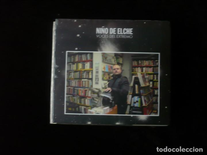 NIÑO DE ELCHE VOCES DEL EXTREMO - NUEVO PRECINTADO (Música - CD's Otros Estilos)