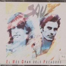 CDs de Musique: SAU 'EL MÉS GRAN DELS PECADORS' (2CD). Lote 207476258
