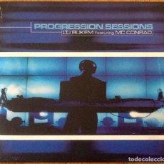 CDs de Música: LTJ BUKEM FEAT MC CONRAD : PROGRESSION SESSIONS [UK 1998] CD. Lote 207518431