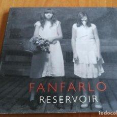 CDs de Música: FANFARLO-RESERVOIR CD. Lote 207522401