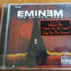 CDs de Música: EMINEM. THE EMINEM SHOW. CD.. Lote 266128688