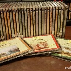 CDs de Música: LOTE DE 29 CDS DE MUSICA CLASICA COLECCION MAESTRO DE LA MUSICA DE PLANETA DEAGOSTINI. Lote 207558511