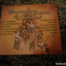 CDs de Música: CANCIONES Y CUENTOS DE NAVIDAD 2 CDS RECOPILATORIO. Lote 207571403