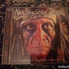 CDs de Música: NO CORAÇAO DOS DEUSES CON ALGUNOS ANTIGUOS COMPONENTES SEPULTURA. Lote 207571726