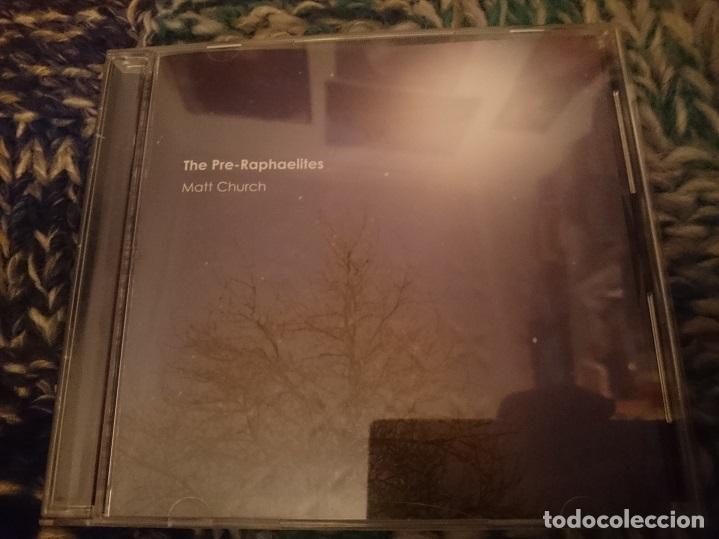 THE PRE RAPHAELITES NIGHT CHURCH (Música - CD's Otros Estilos)