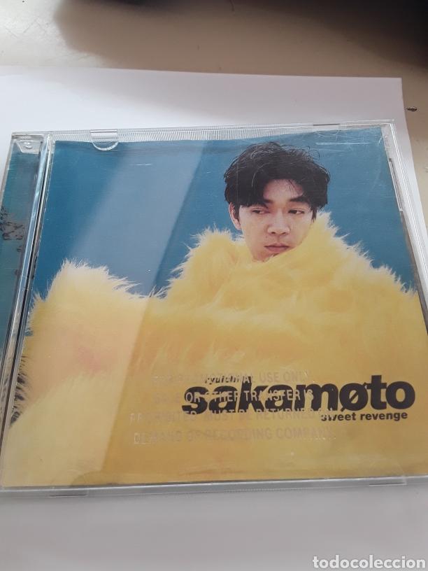 CDs de Música: Ryuichi Sakamoto / sweet revenge / cd original promocional - Foto 2 - 207582188