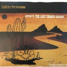 CDs de Música: THE BLUETONES ?– RETURN TO THE LAST CHANCE SALOON. Lote 207588775