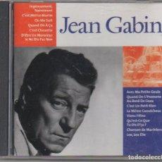 CDs de Música: GEAN GABIN / CD ALBUM DEL 2001 / MUY BUEN ESTADO RF-6089. Lote 207619812