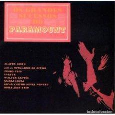 CDs de Música: OS GRANDES SUCESSOS DO PARAMOUNT - NUEVO Y PRECINTADO. Lote 228466750