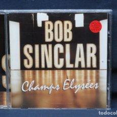 CDs de Musique: BOB SINCLAR - CHAMPS ELYSÉES - CD. Lote 207630706