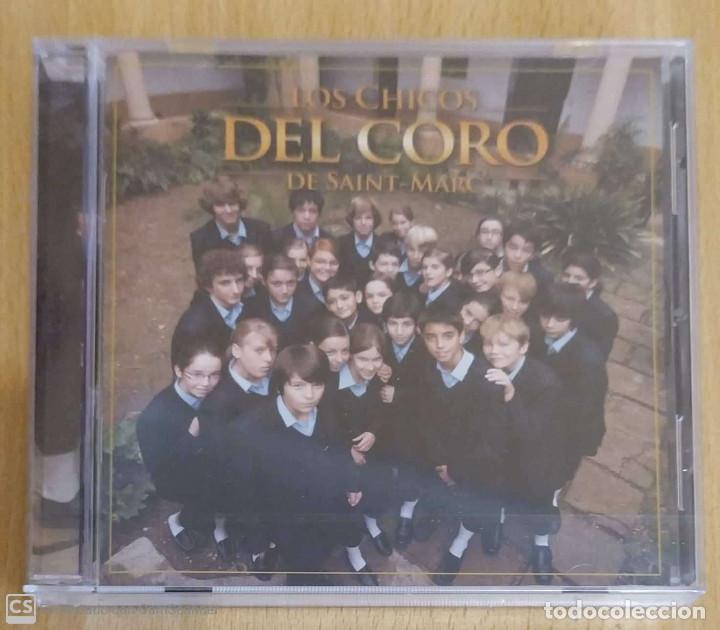 LOS CHICOS DEL CORO DE SAINT-MARC - CD 2008 RTVE * PRECINTADO (Música - CD's Otros Estilos)