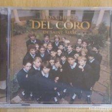 CDs de Música: LOS CHICOS DEL CORO DE SAINT-MARC - CD 2008 RTVE * PRECINTADO. Lote 207637668