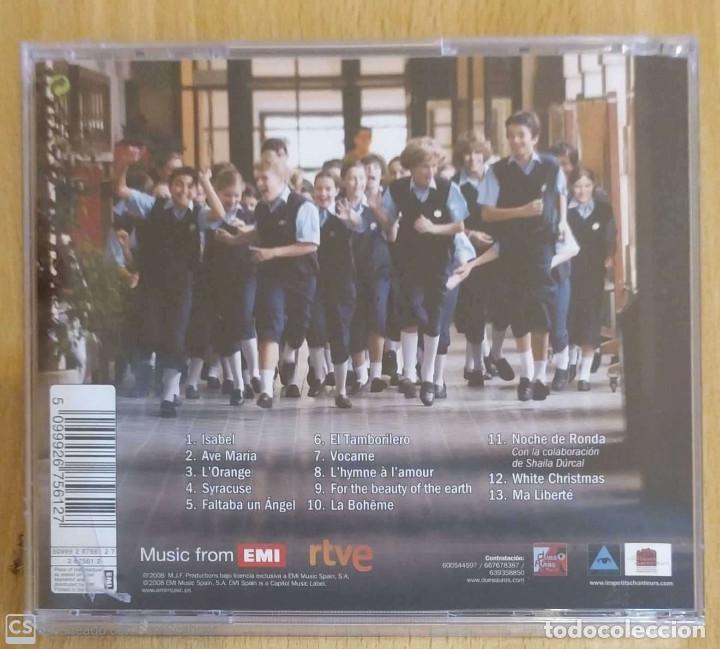 CDs de Música: LOS CHICOS DEL CORO DE SAINT-MARC - CD 2008 RTVE * Precintado - Foto 2 - 207637668