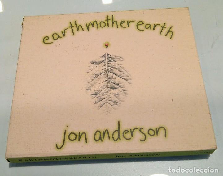 JON ANDERSON ----- EARTH MOTHER EARTH (Música - CD's New age)