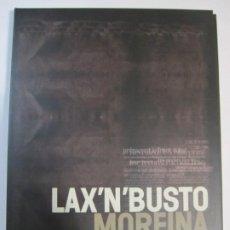 CDs de Música: CD+DVD LAX'N BUSTO MORFINA. Lote 207650381