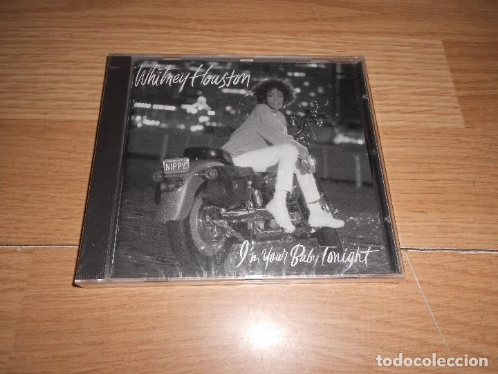 WHITNEY HOUSTON - I'M YOUR BABY TONIGHT - CD - NUEVO PRECINTADO (Música - CD's Jazz, Blues, Soul y Gospel)