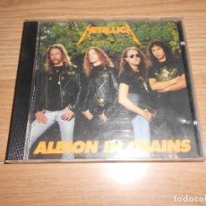 CDs de Música: METALLICA - ALBION IN CHAINS PART TWO / LIVE AT WEMBLEY EMPIRE POOL, LONDON 24-10-1992 VOLUME 2 - CD. Lote 207652166