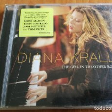 CDs de Musique: DIANA KRALL - THE GIRL IN THE OTHER ROOM - CD. Lote 207680083