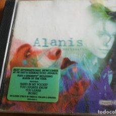 CDs de Música: CD ALANIS MORISSETTE - JAGGED LITTLE PILL. Lote 207700996