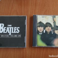 CDs de Música: 2 CD THE BEATLES PAST MASTERS VOLUME ONE Y FOR SALE. Lote 207704565