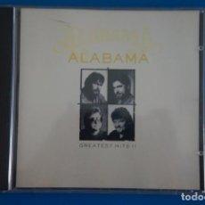 CDs de Música: CD DE MUSICA ALABAMA GREATEST HITS II AÑO 1991 VER FOTOS HAZTE CON EL. Lote 207724076
