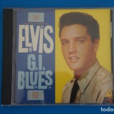 CDs de Música: CD DE MUSICA ELVIS PRESLEY G.I. BLUES AÑO 2000. Lote 207725428