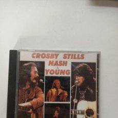 CD de Música: CROSBY STILLS NASH AND YOUNG. Lote 207755652