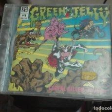 CDs de Música: GREEN JELLY. CEREAL KILLER. PERFECTO. Lote 246577810