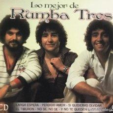 CDs de Musique: RUMBA TRES - LO MEJOR DE (CD DOBLE). Lote 207787623