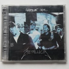 CD de Música: 11620- METALLICA GARAGE INC 2 CDS - CD LIQUIDACION!. Lote 207837648