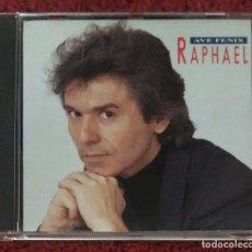 CDs de Música: RAPHAEL (AVE FENIX) CD 1992. Lote 207856227