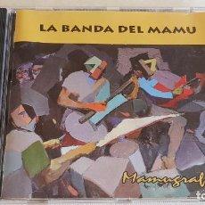 CDs de Música: LA BANDA DEL MAMU / MAMUGRAFIA / CD - DISIPAR-2010 / 13 TEMAS / DE LUJO.. Lote 207860572