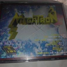 CDs de Música: MEGATRON. Lote 207837585