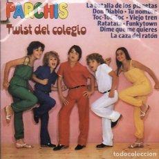 CDs de Música: PARCHIS * CD * TWIST DEL COLEGIO * INENCONTRABLE EN CD * PRECINTADO!!!. Lote 207886006