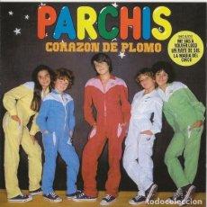 CDs de Música: PARCHIS * CD * CORAZÓN DE PLOMO * INENCONTRABLE EN CD * PRECINTADO!!!. Lote 207886552