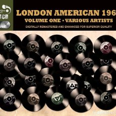 CDs de Música: LONDON AMERICAN 1960 VOL. 1 * BOX 4CD * LTD DIGIPACK * PRECINTADO. Lote 207888357