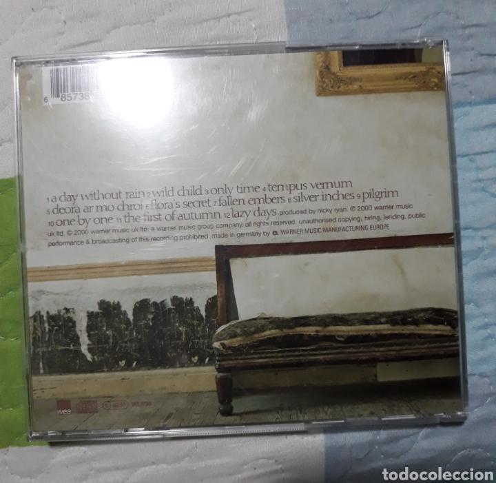CDs de Música: CD ENYA A DAY WHITHOUT RAIN - Foto 3 - 207889936