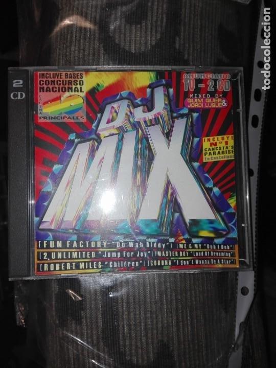 DJ MIX 1996. MUY BUEN ESTADO (Música - CD's Disco y Dance)