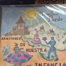 CDs de Música: JOSE LUIS PARDO-CANCIONES DE NUESTRA INFANCIA-PRECINTADO NUEVO-MUY RARO. Lote 207911157