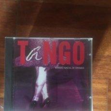 CDs de Música: CD - TANGO - CUMBRE MUNDIAL DE GRANADA. Lote 207880467