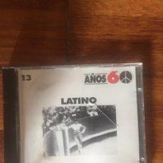 CDs de Música: CD - LATINO - AÑOS 60. Lote 207874257