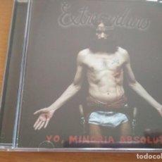 CDs de Música: EXTREMODURO YO MINORIA ABSOLUTA CD. Lote 207964826