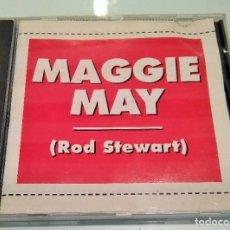 CDs de Música: ROD STEWARD ----- MAGGIE MAY----- COMPILATION LIVE. Lote 207988990