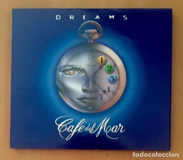 CAFÉ DEL MAR - DREAMS - IBIZA (Música - CD's Otros Estilos)