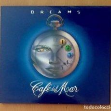 CDs de Música: CAFÉ DEL MAR - DREAMS - IBIZA. Lote 208001483