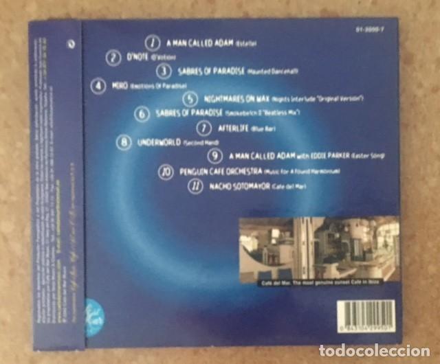 CDs de Música: CAFÉ DEL MAR - DREAMS - IBIZA - Foto 2 - 208001483