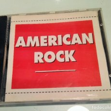 CDs de Música: AMERICAN ROCK ----- COMPILATION LIVE. Lote 208030442