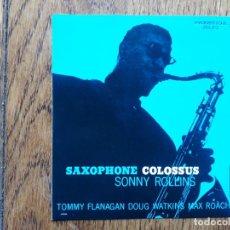 CDs de Música: SONNY ROLLINS - SAXOPHONE COLOSSUS. Lote 208032472
